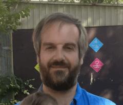 Hugo Soucy à l'été 2018